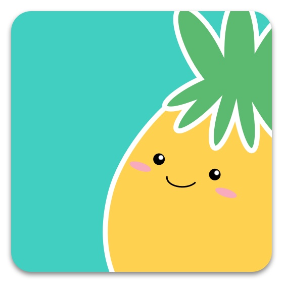 Pineapple_Icon02