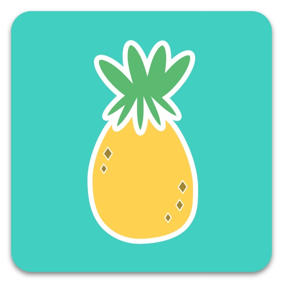 Pineapple_Icon01