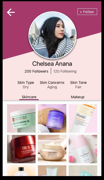 Skincare Profile